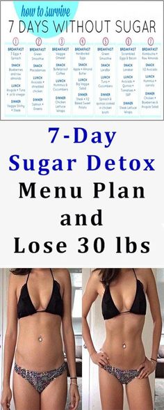 Lose 30 Pounds With This Great Sugar Detox Menu Plan! – Lose 30 Pounds With This Great Sugar Detox Menu Plan! Lose 15 Pounds, Losing 10 Pounds, 45 Pounds, Reduce Weight, Lose Weight, Weight Loss, Diabetes, 7 Day Sugar Detox, Boiled Egg Diet