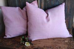 Linen pillows, make your home cozy...