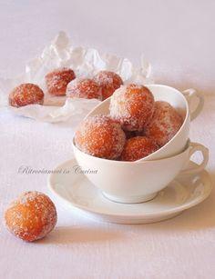 Ritroviamoci in Cucina: Sweet Potatoes Donuts Holes