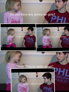 Skylynn is hilarious and Nash is apparently her favorite brother! I think it's funny cause she actually says this!