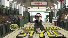 C'est de loin, même de très loin, la vidéo qui a été la plus vue sur Youtube... C'est Gangnam Style de Psy, le chanteur sud-coréen qui caracole allègrement à 2 194 888 384 vues jusqu'au 2 janvier 2015 . Son challenger, Justin Bieber avec son tube Baby...