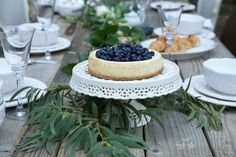 FRENCH COUNTRY COTTAGE: 3 deliciously decadent cheesecakes