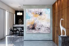 Items similar to Large Abstract Painting,Large Abstract Painting on Canvas,texture art painting,original abstract,livingroom decor art on Etsy Oversized Canvas Art, Large Canvas Art, Abstract Canvas Art, Large Wall Art, Large Art, Acrylic Art, Wall Canvas, Bright Paintings, Unique Paintings
