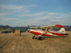 maule m-4 stol - north central idaho. photo by super-maule