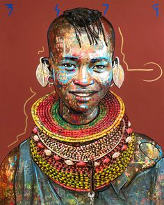 Gravure, Portrait, Statue, Photo And Video, Videos, Photos, Art, Instagram, Africa