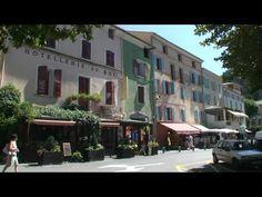 Castellane, Portes des Gorges du Verdon. vidéo de présentation