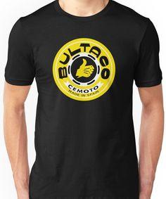 Bultaco (Yellow Black) Unisex T-Shirt