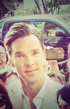 Benedict Cumberbatch. Just the most beautiful picture. Whoever took this - you are my hero!
