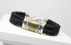 Rosshaar / Armband für Männer von LesCrinsDauz auf Etsy