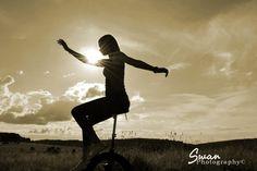 Mein Einrad und Ich...
