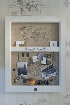 The World Traveller  By Riviera Maison  Collect Your Travel Experience