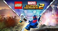 If you love Marvel and you love LEGO, then you owe it to yourself to pick up LEGO Marvel Super Heroes 2 now! #LMSH2