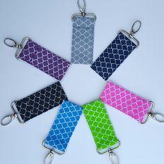 Quatrefoil ChapStick Holder Colors
