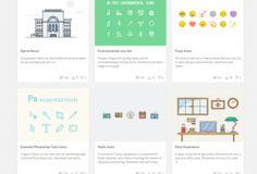 Sitio del día: Epic Pxls, materiales para diseñadores