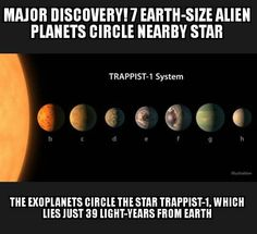 Is right by the corner! Less than 40 light years away! - 9GAG