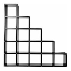 Kartell Modular Bookshelf ❤ liked on Polyvore featuring home, furniture, storage & shelves, bookcases, kartell furniture, modular furniture, modular bookcase, modular book shelves and kartell