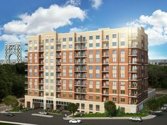 Coming Soon To Fort Lee, NJ! Twenty50 Is A 12 Story Luxury Rental