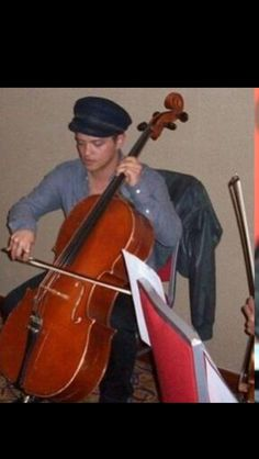 Bruno! Never saw this before! #talented