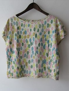 jelly beans cut-and-sew / purchase Actual / Mina perhonen home delivery purchase specialty shop drop [drop]
