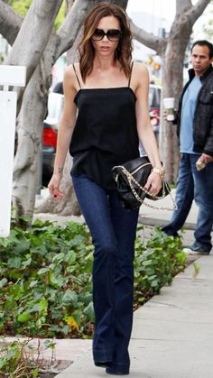 Victoria Beckham's Most Stylish Looks Ever - March 23, 2012 from #InStyle