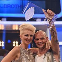Actor Ben Tewaag wins the 2016 German Celebrity Big Brother Finale