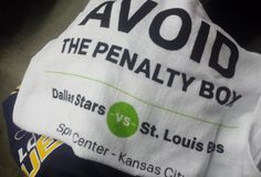the time we went to see the Blues play in KC? They lost...
