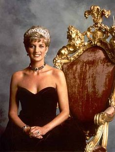 """I'd like to be a queen in people's hearts but I don't see myself being queen of this country."" ― Princess Diana"