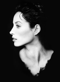 Christy Turlington By Dominique Issermann