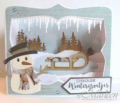 Marianne Design - Collectables Die - Eline's Snowman
