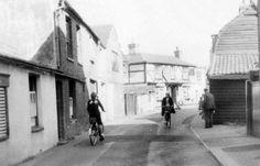 East Street, Rochford c1955. (Francis Firth photo).