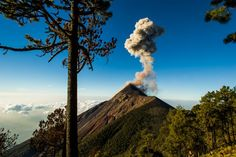 Guatemala, trekking és vulkan Hawaii, Honduras, Belize, Mountains, Nature, Travel, Naturaleza, Viajes, Destinations
