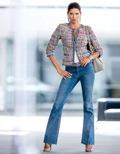Zip cardigan | Madeleine Fashion
