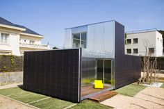 Modular Open System for Sustainable Homes (SAVMS) / Cso architecture