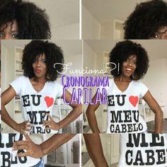Video sobre como faço o cronograma capilar para ter cabelos MAIS fortes e MUITO mais bonitos - Link na BIO ou https://youtu.be/zp6oLf1bU5Y #hair #beleza #cabeloscrespos #youtube #beauty #éfitestilodevida #tatisacramento #photogrid @photogridorg