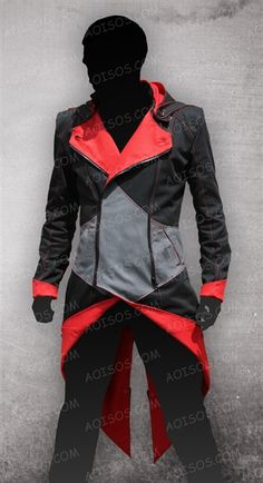 Assassins creed jacket eagle. Made to order with custom color scheme!!