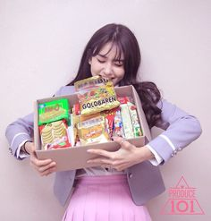 somi Jeon Somi, Kpop Girl Groups, Kpop Girls, K Pop, Jung Chaeyeon, Choi Yoojung, Kim Sejeong, Produce 101, Ioi