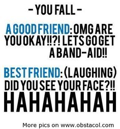 Me and my BFF laugh at each other Cute Bff Quotes, Besties Quotes, Bffs, Funny Quotes, Bestfriends, Best Friend Quotes Funny Hilarious, Cute Best Friend Quotes, Funny Humor, Happy Quotes