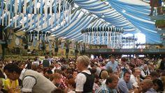 Oktoberfest 2012, Monaco: la festa della birra più amata del mondo