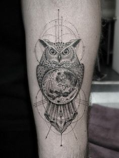 60 Mystifying Moon Tattoo Designs and Meanings