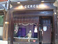 Coffin Bar, Brussels, Belgium