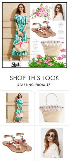 """Shein #9"" by almedina-86 ❤ liked on Polyvore featuring shein"