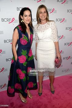 Jane Lauder and Aerin Lauder attend Breast Cancer Research... Photo d'actualité | Getty Images