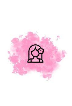 by Priscila Verssuti Tła, Tła Do Telefonu, Icon Design, Fotografia, Karty Instagram Logo, Instagram Design, Blog Instagram, Pink Instagram, Instagram Artist, Instagram Story Template, Instagram Story Ideas, Hight Light, Pink Highlights