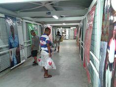 """O Complexo Rubem Braga - Mirante da Paz, em Ipanema, recebe o projeto Passarela da Memória até o dia 14 de julho, que conta com duas exposições em uma só: """"Velhos Ilustres"""" e """"Mulheres Guerreiras"""", com visitação gratuita."""