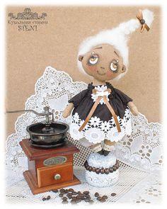 куклы анастасии голеневой Капелька утреннего кофе