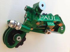 Paul USA derailleur. What a classic.