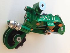 Paul USA derailleur. What a classic.