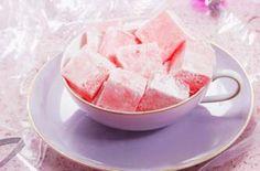 Rose Turkish Delight | Woman's Weekly recipe recipe - goodtoknow