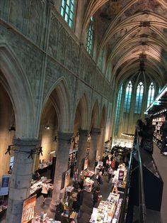 Bookshop in Maastricht