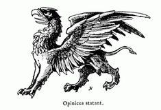 Cryptozoology - Opinicus